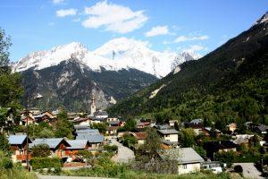 Village de Bozel